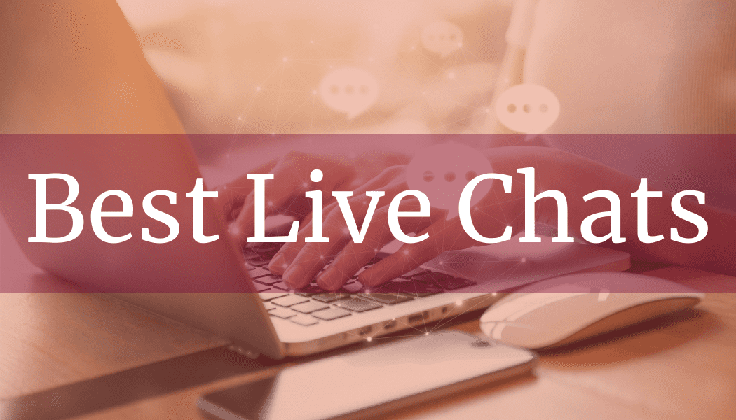 Best Live Chats for Websites